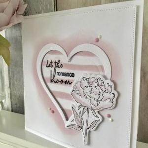 Lilac Monochrome Romantic Blooms