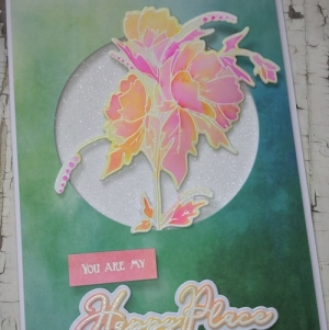 Hand Picked Bouquet Card with Liane