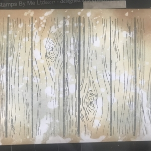 CYO wood backgrounds with Claire