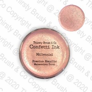 CONFETTI INK METALLIC MILLENNIAL