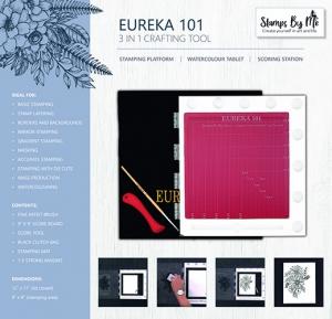eureka 101 watercolouring and stamping platform