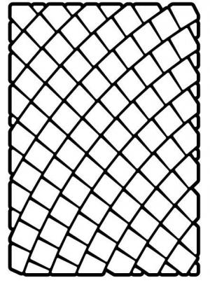 a5 stencil